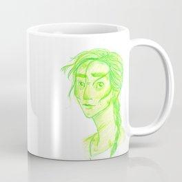 Crayon Katniss Coffee Mug