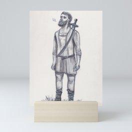 Legend Mini Art Print