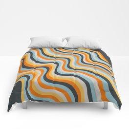 Dancing Lines Comforters