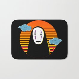 No Face a Lonely Spirit Bath Mat