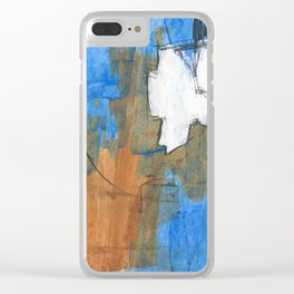 royals #5 Clear iPhone Case