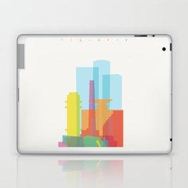 Shapes of Tel Aviv Laptop & iPad Skin