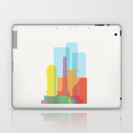 Shapes of Tel Aviv Laptop & iPad Skin
