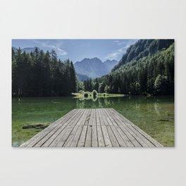 Mountain Masterpiece Canvas Print