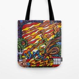 Carbo-boy Tote Bag