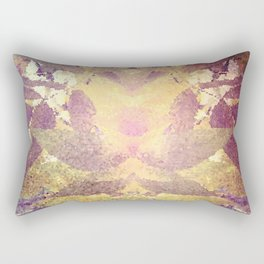 Bittersweet October Rectangular Pillow