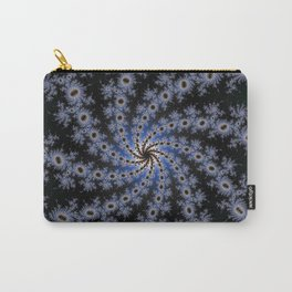 Fractal Pinwheel 2 Carry-All Pouch