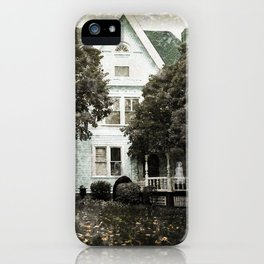 Haunted Hauntings Series - House Number 3 iPhone Case