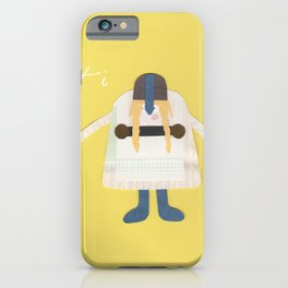Helga iPhone Case