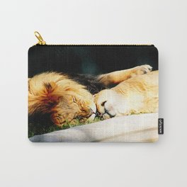 Cat Nap (Jungle Love) Carry-All Pouch
