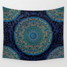 Ornament Pattern Mandala Wall Tapestry