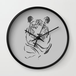 Always blend in Wall Clock