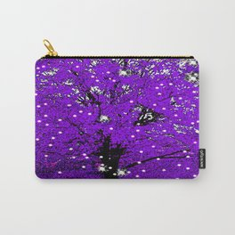Trees a Twinkle Carry-All Pouch