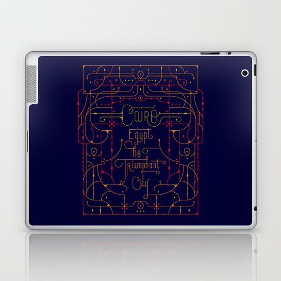 Cairo Laptop & iPad Skin