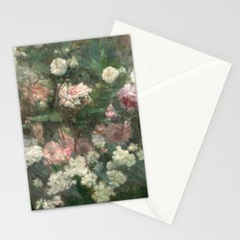 Garden in May by Maria Oakey Dewing, 1895 Stationery Cards