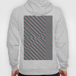 Broken Abstract Art (80s Fashion Aesthetics) Hoody