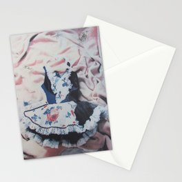 Tu-tu Stationery Cards