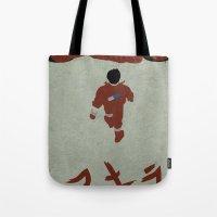 akira Tote Bags featuring Akira by JHTY