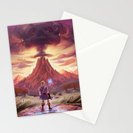 Death Mountian Stationery Cards