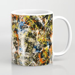 Reflecting Pollock 2 Coffee Mug
