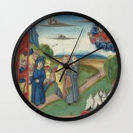 Ye Olde Wall Clock