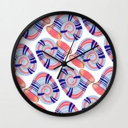 Coquillage / Seashell Wall Clock