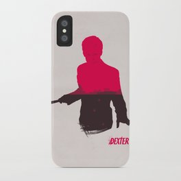 The Dark Passenger iPhone Case