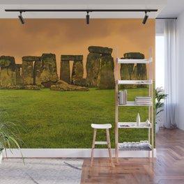 The Standing Stones - Stonehenge Wall Mural