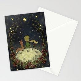 Little Prince / El Principito Stationery Cards