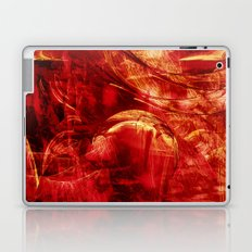The planet at the end of the universe Laptop & iPad Skin