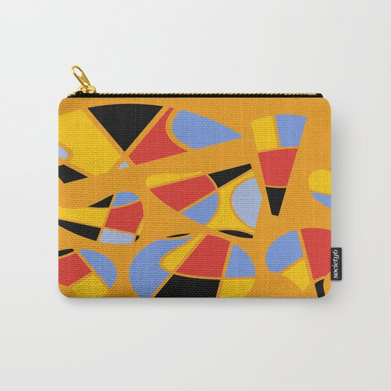 Abstract #91 Carry-All Pouch