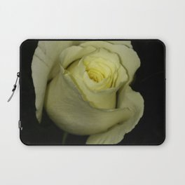 White Rose Laptop Sleeve