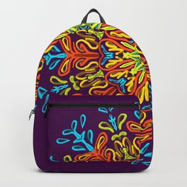 Gracias a la Vida (Lila) Backpack