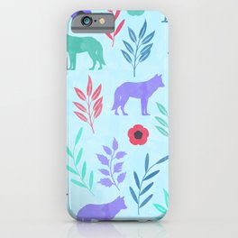 Forest Animal and Nature iPhone Case