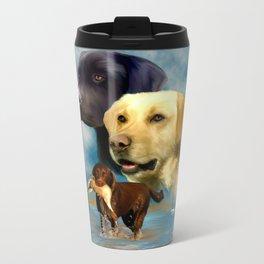 Labrador Retrievers Travel Mug
