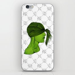The Preakness iPhone Skin