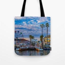 Balboa Ferry Landing Tote Bag