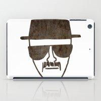 heisenberg iPad Cases featuring Heisenberg by Spooky Dooky
