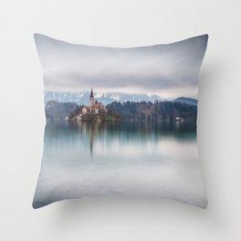 Landscape 40 Throw Pillow