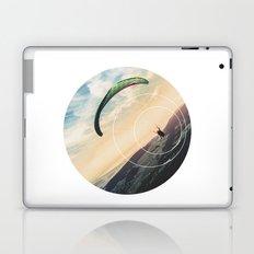 Skydive Gravity - Geometric Photography Laptop & iPad Skin