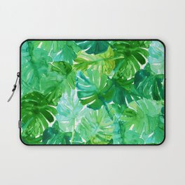 Welcome to the Jungle Palm Laptop Sleeve