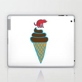 Ice cream cone Laptop & iPad Skin