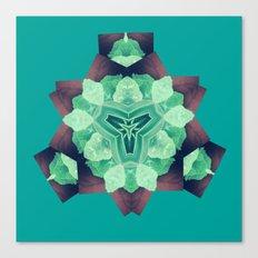 A Sproutin' Canvas Print