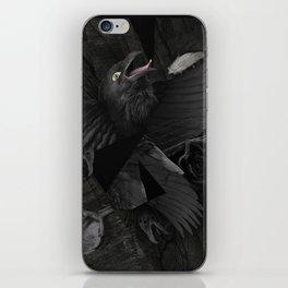 """Parisienne Moonlight"" iPhone Skin"