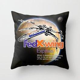 Sithfits - ExPress Throw Pillow
