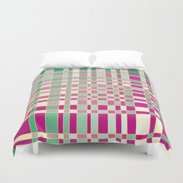 Complementary Composition Duvet Cover