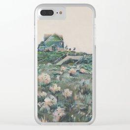 East Centennial, No. 2 Clear iPhone Case