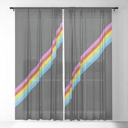 Aigikampoi Sheer Curtain