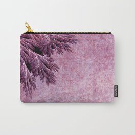 Frost in pink Carry-All Pouch