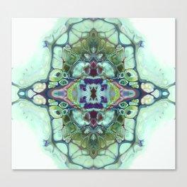 mirror times 4 Canvas Print